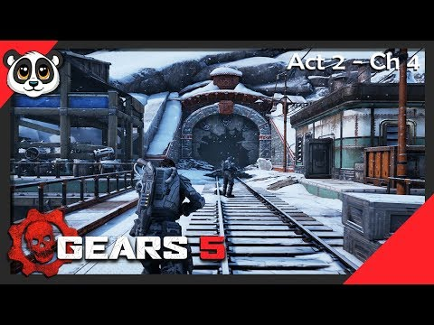 The Old Mine | Act 2 - Ch 4 | Gears 5