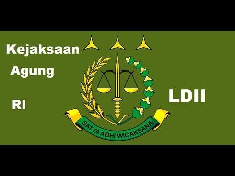 LDII_SK.Kejaksaan Agung RI tentang larangan kegiatan LDII (Dok 1971 dan 2004)_Jokam