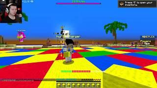 Minecraft Nano Party - Głupi Serwer ;P
