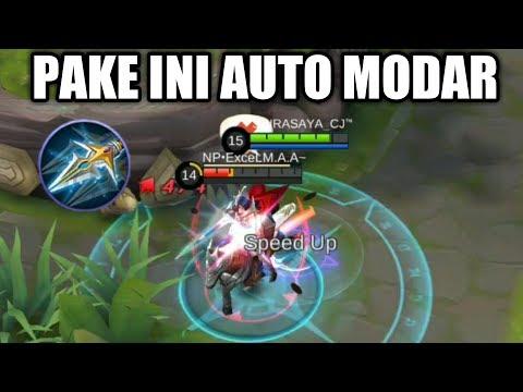 Main Natalia Tapi Sering Kalah Gold Di Awal ? Nih Liat Game Play Nya #mobilelegendsindonesia