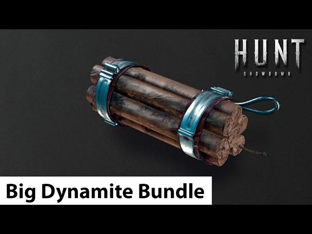 Big Dynamite Bundle | Hunt: Showdown