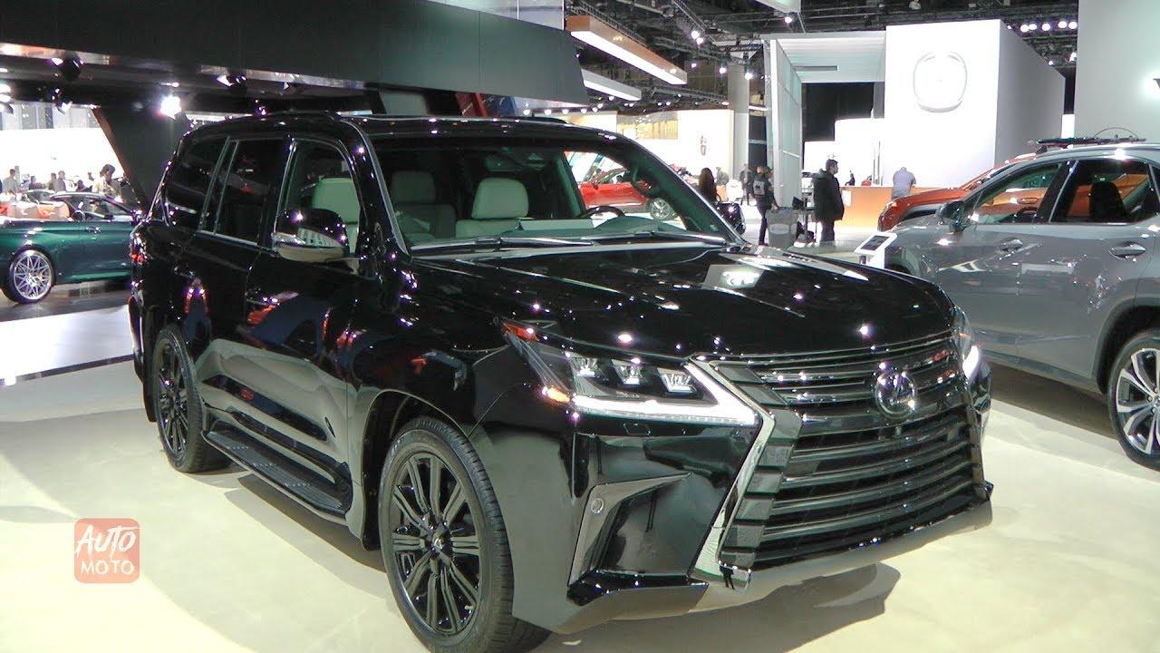 2019 Lexus LX 570: Changes, Equipment, Price >> 2019 Lexus Lx 570 Changes Equipment Price Upcoming New Car