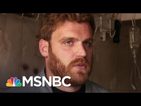 US Medic Helps ISIS Victims In Iraq | On Assignment with Richard Engel | MSNBC
