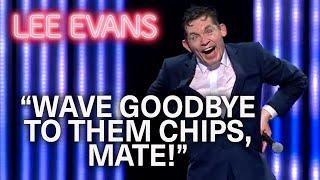 Fine Dining  Lee Evans: Monsters