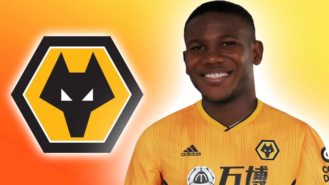 YERSON MOSQUERA   Welcome To Wolves 2021   Insane Defending, Goals & Skills (HD)