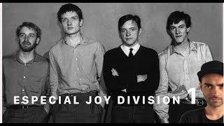 Baixar Especial JOY DIVISION: 1. Inicios en la escena post-punk