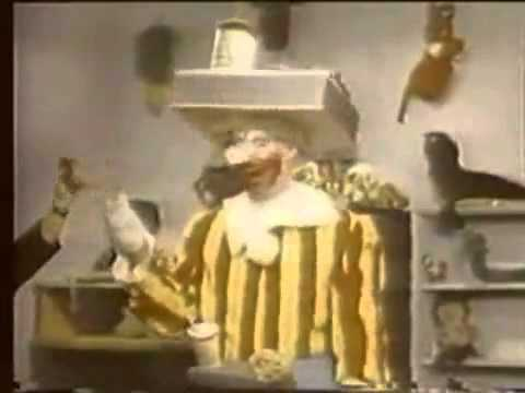 First Ronald McDonald Commercial 1963