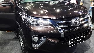 Toyota Fortuner 2.4V 2WD AT