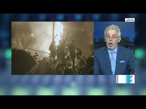 الولايات المتحدة: فرض حظر التجول بمينيابوليس وتوجيه تهمة -القتل غير العمد- لشرطي في قضية جورج فلويد  - نشر قبل 8 ساعة