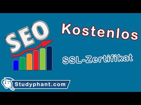 Besseres Google-Ranking mit kostenlosen SSL-Zertifikaten | studyphant.com
