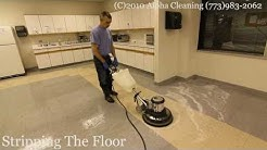 Floor cleaning, stripping and waxing Vernon Hills, IL and Lincolnshire, IL