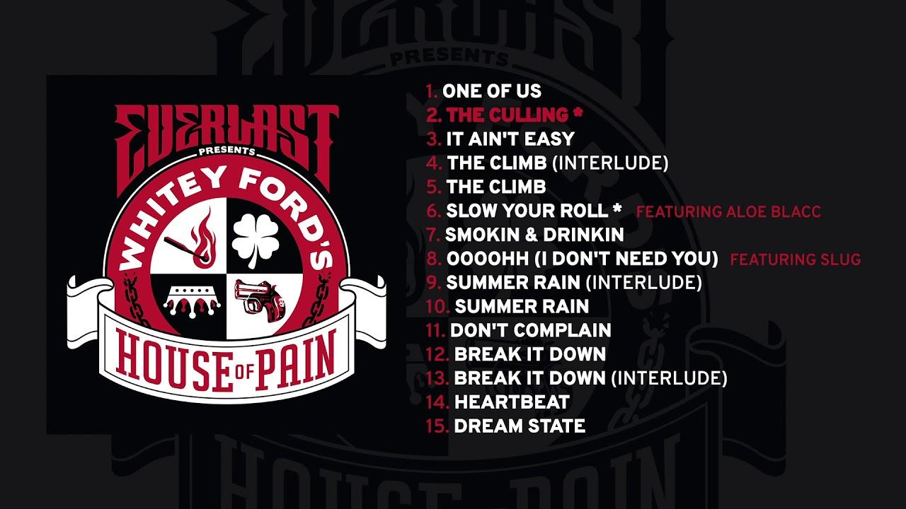 officiële winkel goedkoopste high fashion Everlast - Whitey Ford's House Of Pain (Full Album Audio Stream)