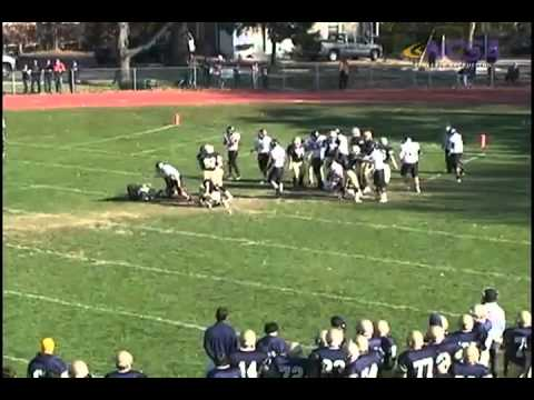 Robert Gorman Junior Football Highlights Video .mov