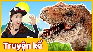 Khủng long bạo chúa Tyrannosaurus | Cùng tìm hiểu về khủng long với Ellie | CarrieTV VietNam