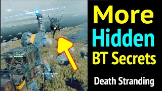 Gambar cover 10 More Hidden BT Secrets in Death Stranding