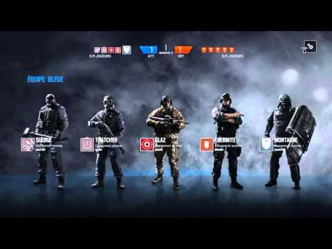 Rainbow Six Siege : Un jeu de guerre stratégique