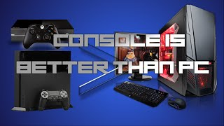 Top 5 Things Console Does Better Than PC