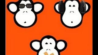 3 Maymun - Güldür Maymun