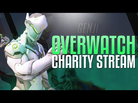 Overwatch Charity Stream! (Gamers for Giving!)