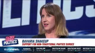 Raw Politics: CSU suffer major losses in Bavaria elections