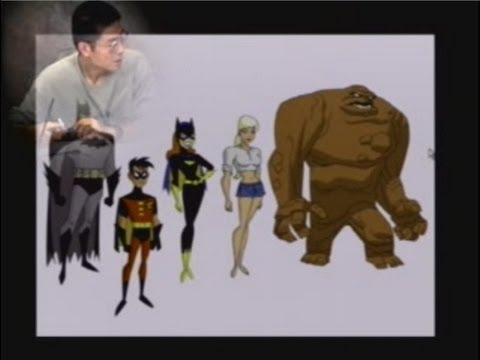 Chen Yi Chang Character Designer
