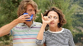 Как правильно промывать нос морской водой? - YouTube