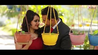 "Ultimate pre-wedding ""Lag Ja Gale"" love birds //Maahi & Rekha// the beautiful couple in the world"