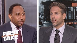 Stephen A.: Le'Veon Bell is being 'incredibly betrayed' by the Steelers | First Take | ESPN