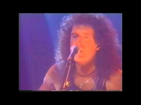 BRIAN MAY - QUEEN  live VH1 Studio (promo tape version)