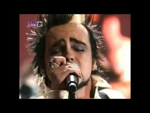 Lukas Rossi - Bitter Sweet Symphony - The Verve - Episode 11 - (Rock Star Supernova)