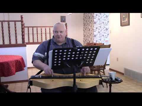WERE YOU THERE played on a baritone mountain dulcimer