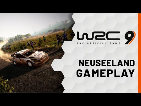 WRC 9   Neuseeland Gameplay