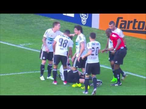 Cruzeiro 2 x 2 Coritiba   Gols & Melhores Momentos   14 /08/ 2016