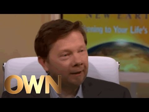 Are You Living Your Life or Playing a Role? | A New Earth | Oprah Winfrey Network