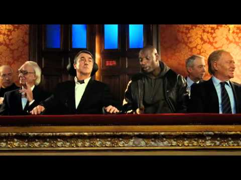 Intocable (Intouchables scene)