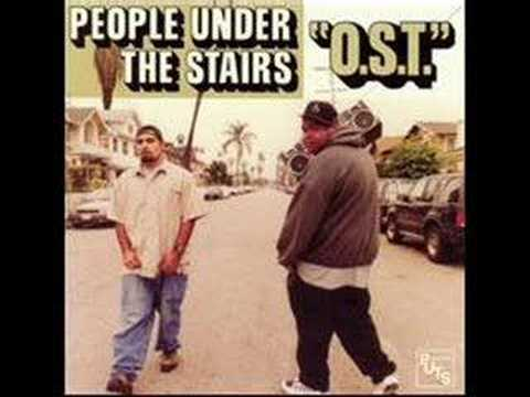People Under the Stairs - Take the Fruit