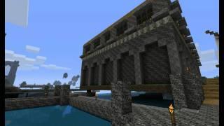 Minecraft Junkie Server Cathedral