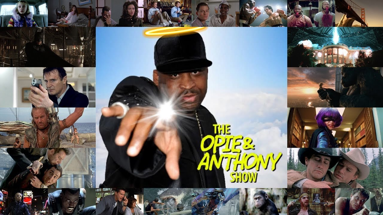 opie anthony patrice o 39 neal discussing movies. Black Bedroom Furniture Sets. Home Design Ideas