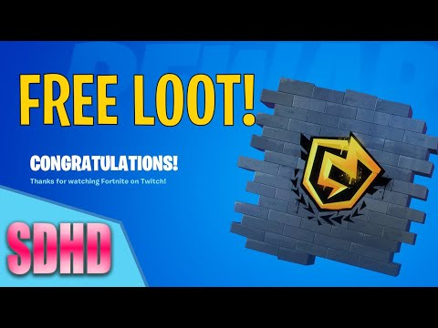 HOW TO GET THE NEW *FREE* TWITCH LOOT! Fortnite: Battle Royale
