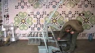 Вибростанок КОМАНЧ(WWW.MUSTANG.KIEV.UA +38(044)2331632 Назначение: Установка с рычажным подъемом для изготовления строительных блоков..., 2011-08-05T07:26:13.000Z)