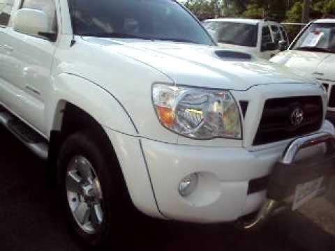 Venta De Autos Usados >> Camioneta 2008 Toyota Tacoma TRD Sport AutoConnect.com.mx ...