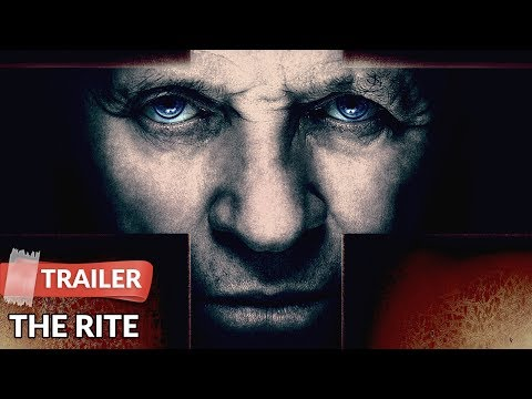 The Rite 2011 Trailer HD | Colin O'Donoghue | Anthony Hopkins
