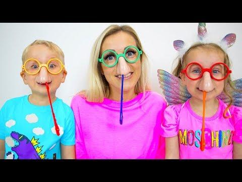Gaby and Alex Indoor Games & Activities for kids