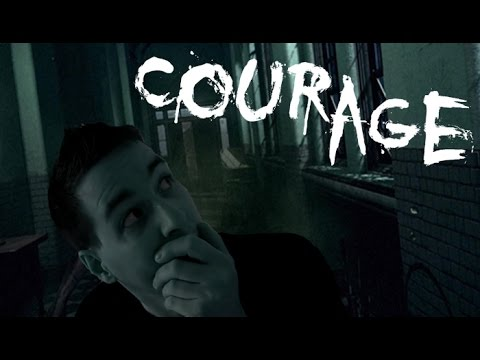 Courage [German/Facecam]: Die Schreckens-Anstalt!