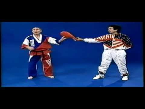 Bill Superfoot Wallace How to Create Ultimate Striking Speed