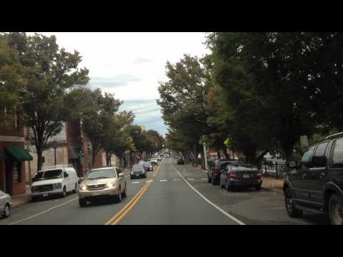 A Trip down West Main Street in Charlottesville, VA