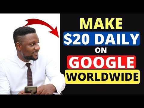 MAKE MONEY ON GOOGLE 2021   COPY AND PASTE TO EARN ON GOOGLE IN NIGERIA