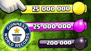 RECORD! SPENDO 50 MILIONI di RISORSE! (*illegale*)