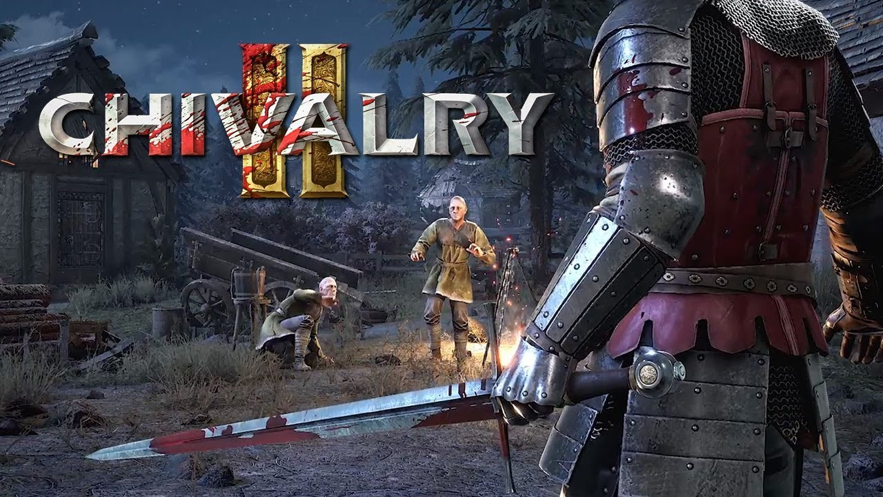 Chivalry 2 - Gameplay Announcement Trailer | E3 2019 - YouTube