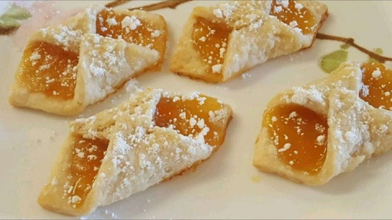 recipe cream cheese kolacky - Kolacky Polish Christmas Cookies